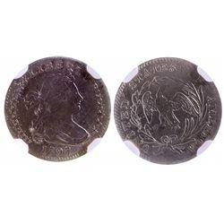 One Half Dime-1797