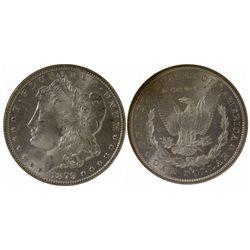 1-1879-S NGC MS-67 $1