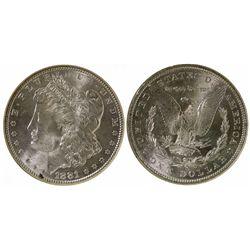 3-1881-S NGC MS-66 $1