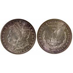 6-1881-S NGC MS-67 $1