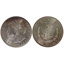 8-1881-S NGC MS-67 $1