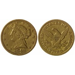 1848-C $5