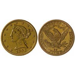 1892-CC $5