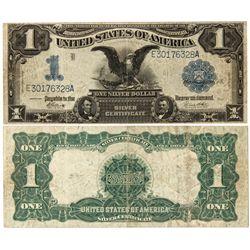 $1 1899 Silver Certificate