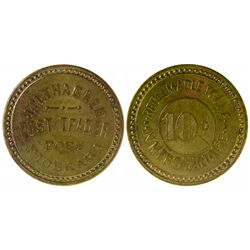 NE,Fort Niobrara-Cherry County,J.M. Thatcher Token