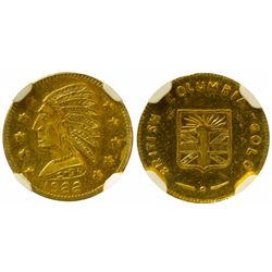 ,British Columbia-,British Columbia Gold Token