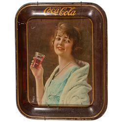 ,-,Coca-Cola Tray