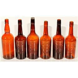 ,-,Whiskey Bottle Collection