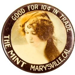 "CA,Marysville-Yuba County,The ""Mint"" Mirror"