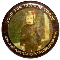 WY,Casper-Natrona County,Elkhorn Saloon, Long Jack's Place, Good For Mirror