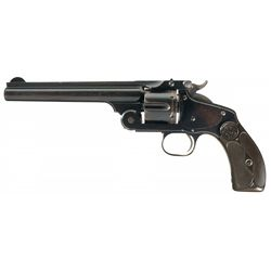 Rare Highly Desirable and Excellent U. S. Treasury Department Shipped Smith & Wesson New Model No. 3
