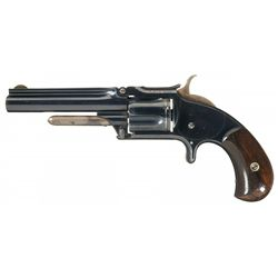 Excellent Smith & Wesson Model 1 1/2 Second Issue Revolver