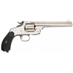 Smith & Wesson New Model No. 3 Single Action Revolver