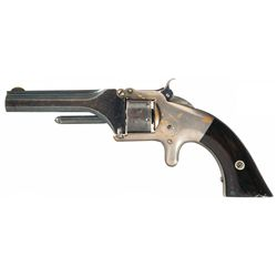 Very Fine Smith & Wesson Model 1 First Issue 6th Type Revolver