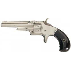 Excellent Smith & Wesson Model Number 1 3rd Issue Revolver