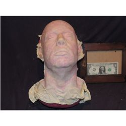 SEVERED COMPLETE HEAD URETHANE LATEX OR POLY FOAM