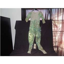 THE LAST MIMZY ALIEN CREATURE SUIT 1 SCREEN USED