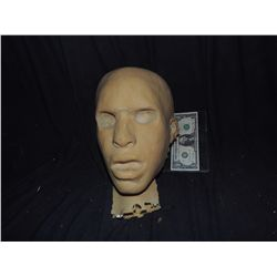 LATEX GHOUL MASK NO RESERVE!