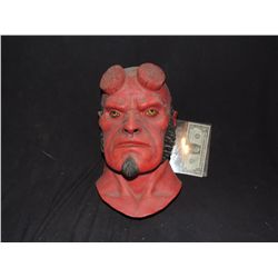 HELLBOY OOAK PROTOTYPE LATEX FULL HEAD MASK