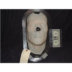 PIRATES OF THE CARIBBEAN ON STRANGER TIDES UNUSED FULL FACE ZOMBIE APPLIANCE 2