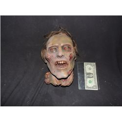 SEVERED ZOMBIE HEAD FROM UNKNOWN PRODUCTION