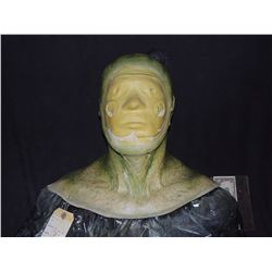 SUCKER PUNCH FULL HEAD ORK COWL APPLIANCE 10 ON ACTOR BUST