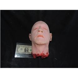 URETHANE SEVERED HEAD WITH EXCELLENT GORE AT STUMP INDUSTRIAL STRENGTH