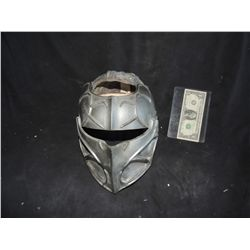 ANCIENT OR MEDIEVEL WARLORD HELMET FROM UNKNOWN PRODUCTION