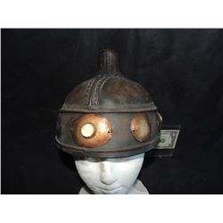 300 SCREEN USED HELMET FROM ANOTHER ARMY