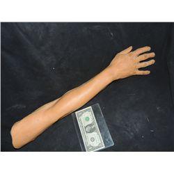 SEVERED URETHANE ARM