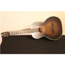 OAHU SQUARE NECK HAWAIIAN SLIDE GUITAR WITH CASE -
