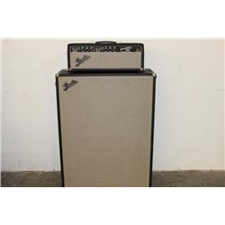1960'S FENDER BASSMAN AMP AND SPEAKER VERY RARE TO FIND