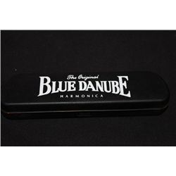 THE ORIGINAL BLUE DANUBE HARMONICA MADE IN CHINA LIKE