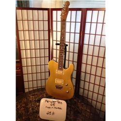 The Fender Custom Telecaster FMT HH guitar features a