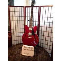Epiphone by Gibson Dot 335 Semi-Hollow electric guitar,