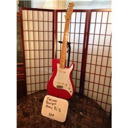 """1980's vintage fender tele """"bullet"""" guitar in very good"""