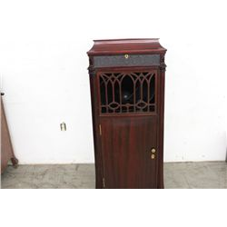 MODEL C250 ANOTHER GREAT MAHOGANY TALL FLOOR MODEL