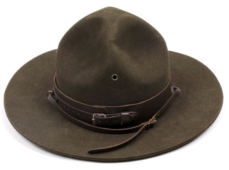 94f140424ee7a ... Image 5   Boy Scout Master Stetson Hat ...
