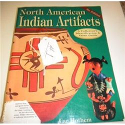 Book North American Indian Artifacts