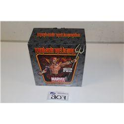 MARVEL MINI BUST- DAIMON HELLSTROM, NEW IN BOX 234/500
