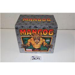 MARVEL MINI BUST- MANGOG, NEW IN BOX 868/1000