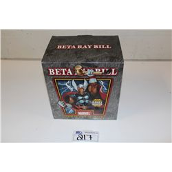 MARVEL MINI BUST-  BETA RAY BILL, NEW IN BOX 302/2000