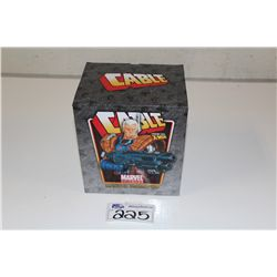 MARVEL MINI BUST- CABLE,  NEW IN BOX 988/1250