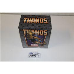 MARVEL MINI BUST- THANOS,  NEW IN BOX 676/1250