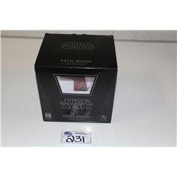 STAR WARS MINI BUST- ROYAL GUARD, NEW IN BOX 4287/10000