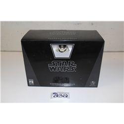 STAR WARS MINI BUST- GENERAL GRIEVOUS, NEW IN BOX 4857/7000