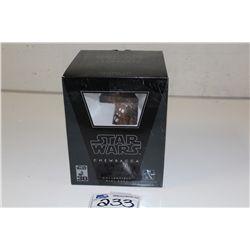 STAR WARS MINI BUST- CHEWBACCA, NEW IN BOX 3461/7000