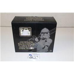 STAR WARS MINI BUST- CONE TROOPER, NEW IN BOX 6255/15000