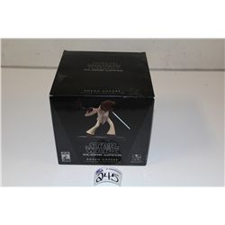 STAR WARS CLONE WARS, RORON COROBB LIMITED EDITION MAQUETTE, NEW IN BOX 1823/2500