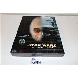 """STAR WARS ANAKIN SKYWALKER, THE STORY OF DARTH VADER, MASTERPIECE EDITION, 12"""" FIGURE, NEW IN"""